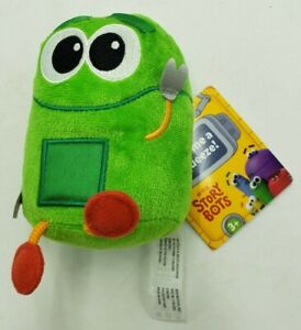 Story Bots Beep Plush Talking Toy Fisher-Price NWT