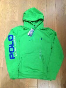 Polo Ralph Lauren POLO Hooded Sweatshirt Hoodie All Sizes NEON COLORS