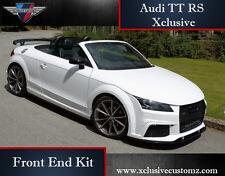 Audi TT MK2 8J à MK3 RS style Convertible/Coupe front end conversion Body Kit