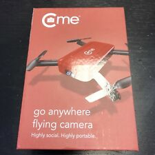 C-me GPS Camera Drone (Red)