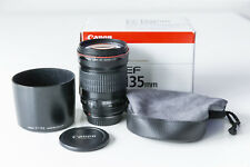 Objectif / Lens PRO Canon EF 135mm f/2 L USM