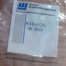 OEM Walbro HDC Carburetor Kit StihL 015 015L Chain Saw CHAINSAW [k10 -hdc] NEW