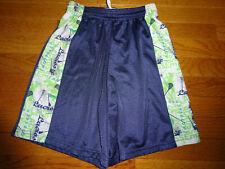 Girl's Blue & Green Lacrosse Shorts  Sz. M