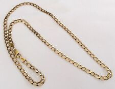 Lovely Hallmarked Vintage 9Ct Gold Chain 9.9 Grams Nice Quality