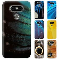 Dessana Butterfly Wings Silicone Protective Case Pouch Cover For LG