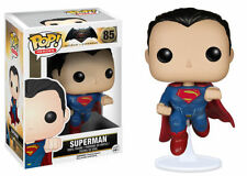 Figurines et statues jouets de héros de BD en emballage d'origine ouvert superman