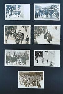 Luzern: 1332-1932 6.Zentenarfeier, Sammlung Fotos, Zeichnungen, Zeitungen, Dokum