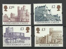1997 Set of Enschede Castles, Sg 1993-1996, Unmounted Mint.