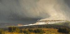 SNOW SQUALLS CENTRAL UTAH  - WILSON HURLEY  - SIGNED & NUMBERED Ltd Ed Print