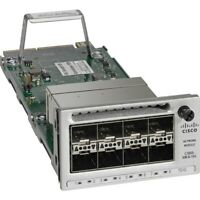 Used Cisco C3850-NM-8-10G 8 x 10 G Network Module for 3850 Series Switches