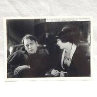 ''THE BLACKBIRD'' A TOD BROWNING FILM 1926 , STARING LON CHANEY & RENEE ADOREE