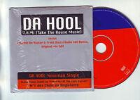 cd 3 titres DA HOOL ( take the house music )  -