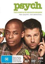 Psych Season 7 : NEW DVD