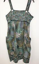 Femmes New York Laundry Soleil D'été Patineuse-tablier Tea Robe Vintage Neuf Avec Étiquettes Taille 10