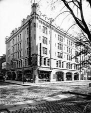 Photo. 1900s. Boston, MA. Salvation Army - Brookline St