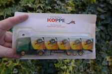 Model Toy Truck Lorry Mercedes Benz Scania Brewery Water Collector Hobby Shop 4