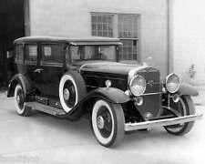 Al Capone Mafia Mob Bullet Proof Car 8x10 Photo 003