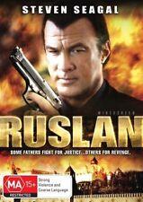RUSLAN (DVD, 2009) BRAND NEW  SEALED STEVEN SEAGAL
