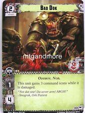 Warhammer 40000 Conquest LCG-Bad DOC #065 - Base Set