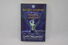 "Sacred journey of the Peaceful Warrior by Dan Millman Livre ""new age"" en Anglais"