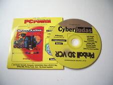 CyberJudas + Pinball 3D VCR      (PC)