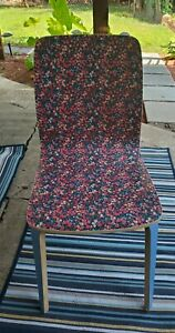 Liberty for Anthropologie Tamsin Wooden Dining Chair - Wiltshire Berry Pattern