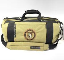Club Glove Duffle Bag Cordura Golf USA Tan Small