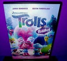 Trolls Holiday DVD B589