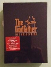 THE GODFATHER DVD COLLECTION    DVD NEW  genuine region 1 factory sealed