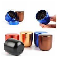Airtight Smell Proof Container New Aluminum Food Tea Jar 5.7*5cm Hot Sale