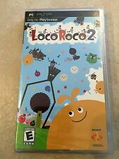 LocoRoco 2  (PlayStation Portable, 2009) BLACK LABEL PSP NEW
