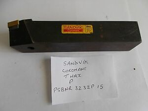 Sandvik Indexable Tipped Lathe  Tool