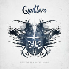 QUITTERS move on to honest things LP NEW nothington