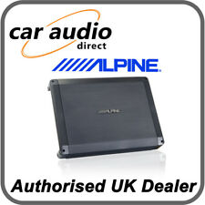 ALPINE BBX-F1200 Car Audio Class-A/B 4 Channel Power Amp Amplifier Sub 600W Max