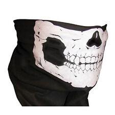 Fashion Ubular Skull Face Mask Motorcycle Biker Snowboards ^