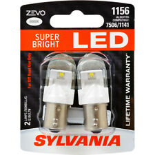 SYLVANIA ZEVO 1156 White LED Bulb, (Contains 2 Bulbs)