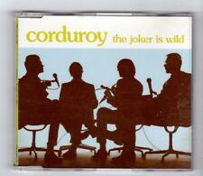 (IB33) Corduroy, The Joker Is Wild - 1997 CD