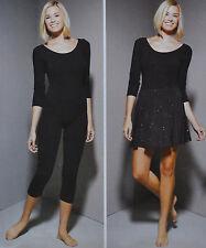 KWIK SEW Sewing Pattern 3661 LEOTARDS LEGGINGS SKIRT DANCE COSTUME XS-XL NEW