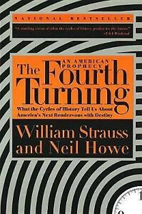 The Fourth Turning, Neil Howe,  Paperback