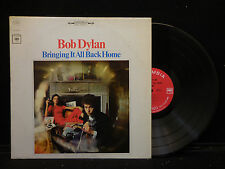 Bob Dylan - Bringing It All Back Home on Columbia Stereo CS 9128, 2 Eye