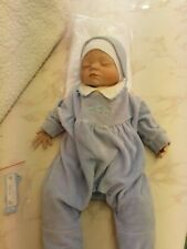 NURSERY NEWBORNS    Weighted as if a real baby     by Joyce Wolf   IT'S A BOY