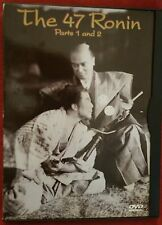 THE 47 RONIN Parts 1 and 2 DVD; Kenji Mizoguchi