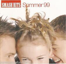 V/A - Smash Hits: Summer 99 (UK 40 Trk Double CD Album)