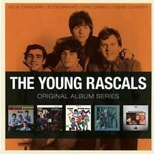 The Young Rascals - Original Album Series (2010)  5CD Box Set  NEW  SPEEDYPOST