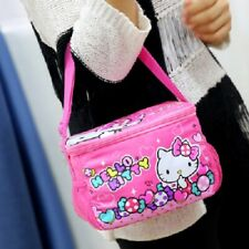 Hello Kitty School Picnic Insulated Cooler Lunch Bag Hot Pink