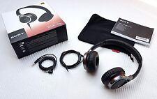 Sony MDR-10RC black Hires On-Ear Kopfhörer wie neu
