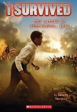 I Survived: I Survived the Battle of Gettysburg 1863 7 by Lauren Tarshis (2013,