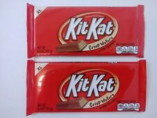 2X EXTRA LARGE KIT KAT MILK CHOCOLATE CRISP WAFERS 4.5 OZ NEW!