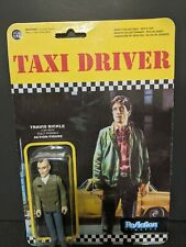 Travis Bickle Taxi Driver Movie Funko + Super7 Reaction Action Figure