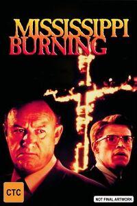 Mississippi Burning DVD (PAL, 2007) Free Post